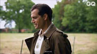 You make it easy ♥Henry Cavill♥