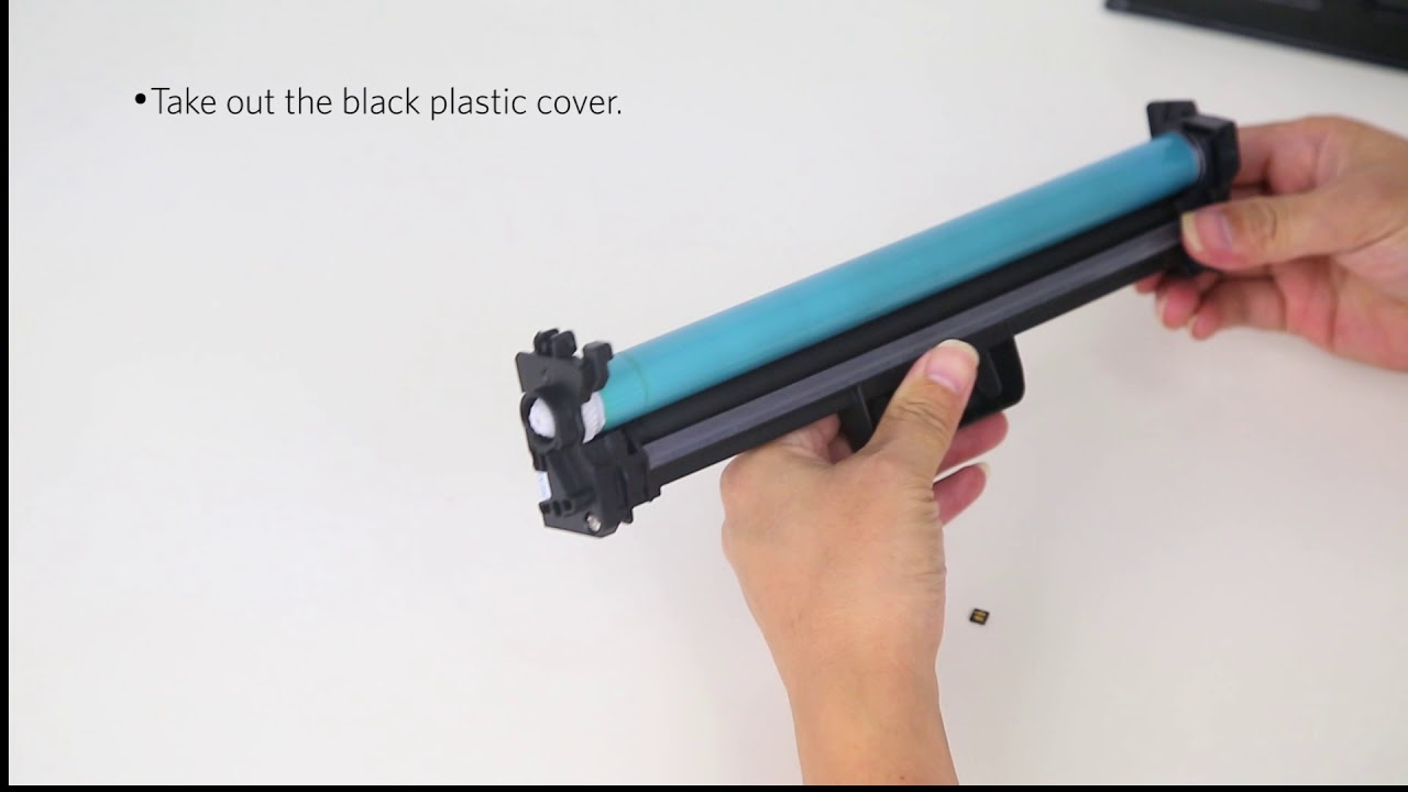 How install the reset chip for HP CF219A Toner Cartridge replace