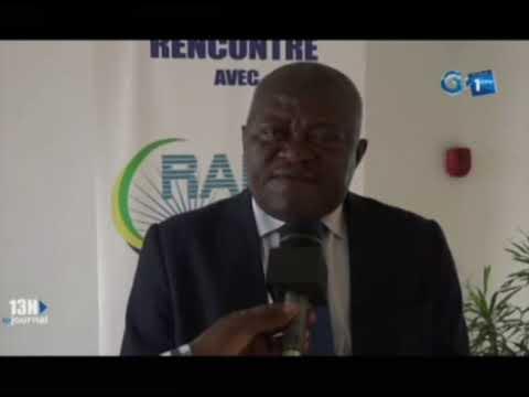 Première visite du Ministre de la communication à Radio Gabon et Gabon Télévision