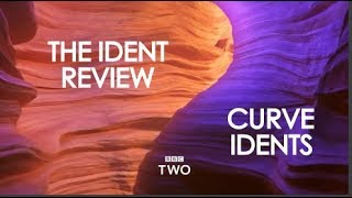 BBC2 Curve Idents (2018) - The Ident Review