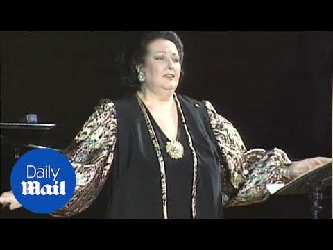 Spanish soprano Montserrat Caballe dies at age 85 in Barcelona