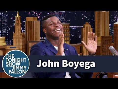 John Boyega Probably Appeared in Your College Brochure