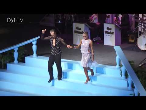 Riccardo Cocchi & Yulia Zagoruychenko's solo dance from the UK Open 2018