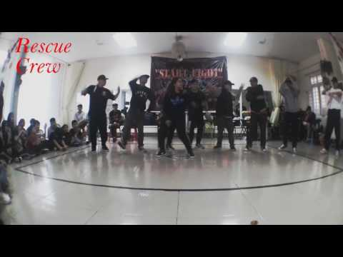 Rescue Crew (Vinh HipHop Community)