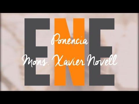 Ponencia Mons. Xavier Novell