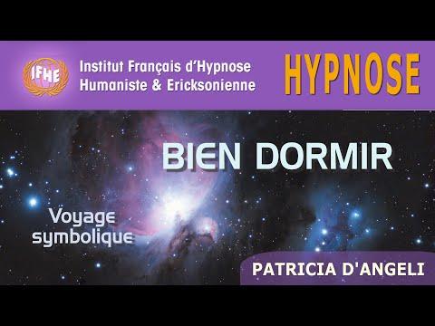 Bien dormir - Séance d'hypnose par Patricia d'Angeli