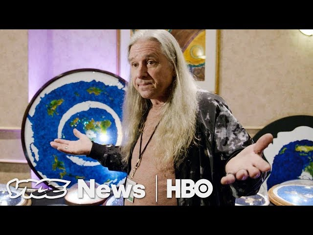 People From Around The Globe Met For The First Flat Earth Conference (HBO)