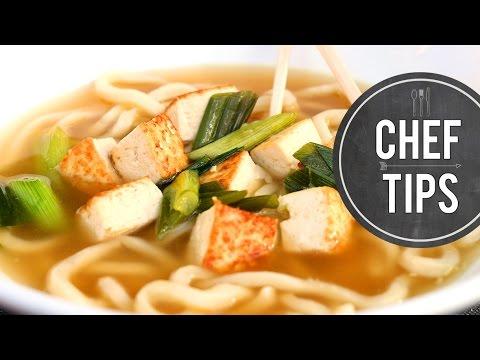 Udon Noodle Soup Recipe