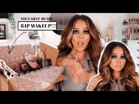 84p MAKEUP...FOR REAL!! THE CHEAPEST MAKEUP I'VE EVER TESTED   SHOP MISS A