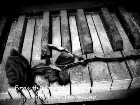 richard ashcroft - break the night with colour - lyrics - HQ  (keys to the world)