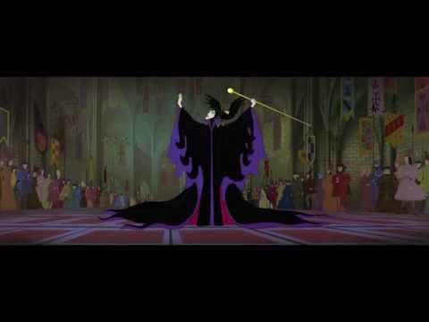 Sleeping Beauty | The Curse Scene | Coming out of the Vault