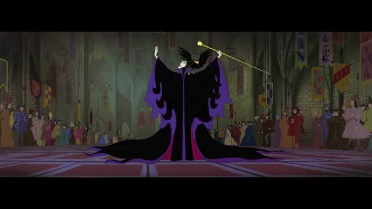 Sleeping Beauty The Curse Scene Coming Out Of The Vault For The First Time On Digital