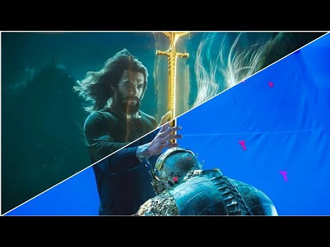 Before & After Breakdown VFX & CGI Effects Of Top Ten Movies & Games   Movies Special Effects