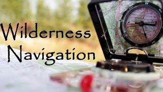 Woodsmanship 101 - Navigation 1