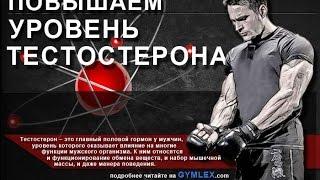 Повышение уровня тестостерона(Тестостерон как повысить Тестостерон как повысить, вопрос совсем не праздный. Главный гормон мужчины тест..., 2014-10-02T18:06:19.000Z)