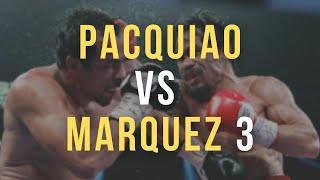 PACQUIAO vs MARQUEZ 3 | NOVEMBER 12, 2011
