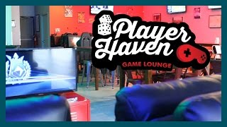 Player Haven Game Lounge
