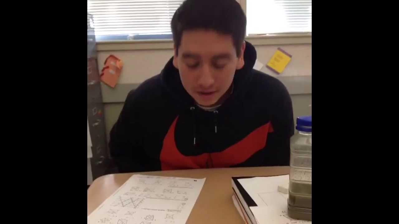 Kid Jerks Off In Class