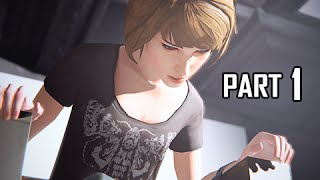 Life is Strange Episode 5 Walkthrough Part 1 - Polarized (PS4 Gameplay Commentary)