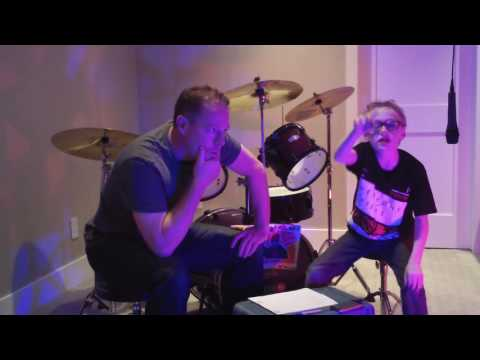 TWENTY ONE PILOTS - Song Challenge !! 11 yr old drummer Jaxon DESTROYS his Dad