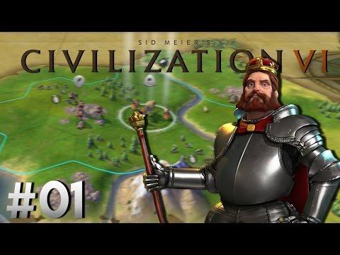 CIVILIZATION 6 Lets Play Deutsch - #01 Die deutsche Zivilisation | CIV 6 Let's Play