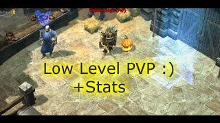 Drakensang Online : Low Level PVP :) lvl 32