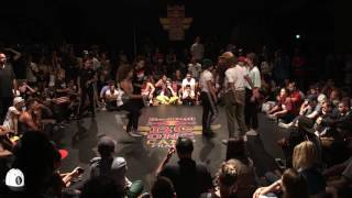 Lady Rocks vs Break2Mars 4vs4 Bgirl | 1/2 finale Red Bull BC One Camp 2017