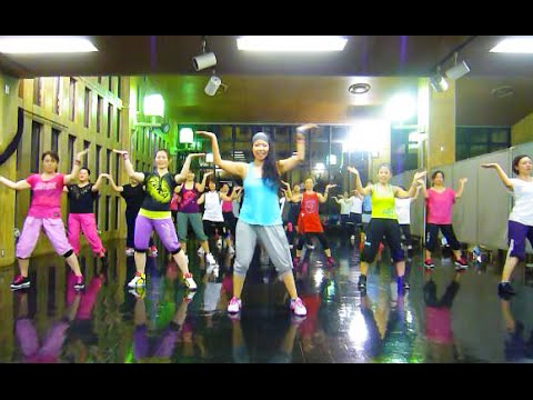 Riki Bum Bum / Mina's Dance Fitness in Okinawa Japan / ミナ ズンバ フィットネス沖縄
