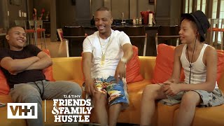 Watch A Full 5 Minutes Of T.I. & Tiny: The Family Hustle