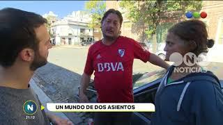Un mundo de dos asientos - Telefe Noticias