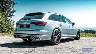 ABT Audi A4 Avant 2012 Videos