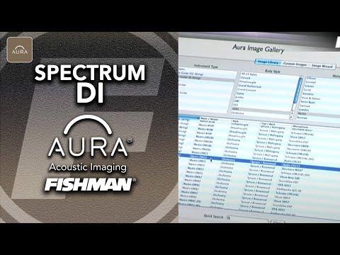 Fishman Aura Spectrum DI Image Gallery Software