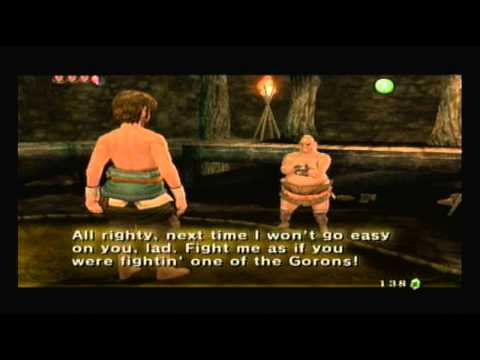 Twilight Princess Get The Iron Boots And Horse Combat