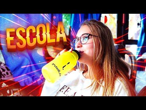TOUR PELA MINHA ESCOLA | BIBI |