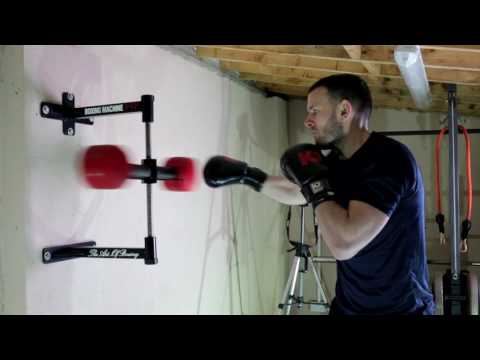 Speed Test - Boxing Machine P4P