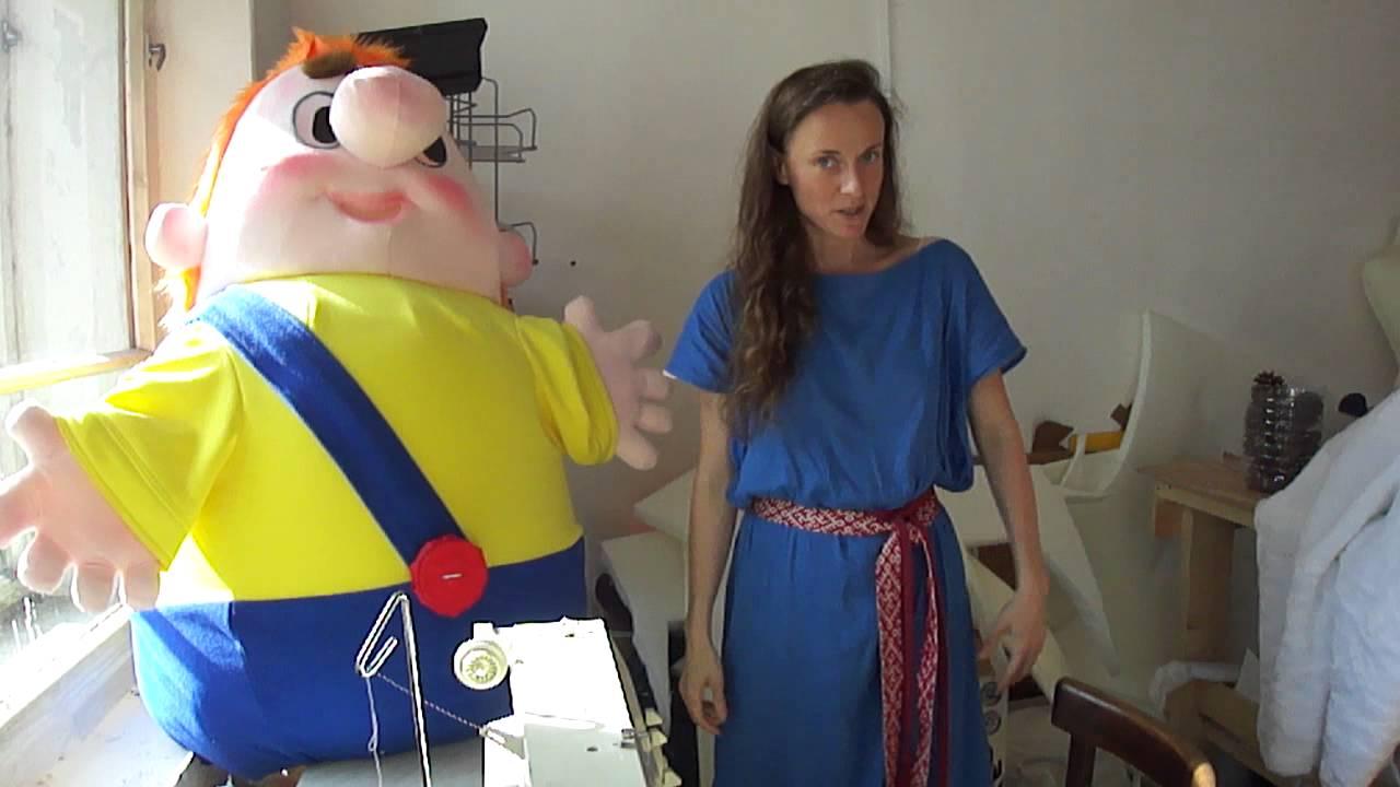 Ростовые куклы изготовление мастер-класс