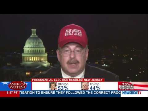 America Votes | Steve Malzberg and Michael P. Flanagan discuss Trump on the verge of the Presidency