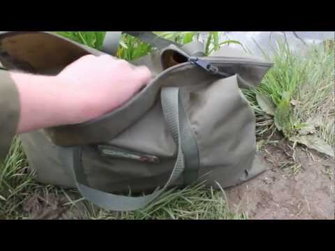 Chub Tri-Brid Bivvy Assembly And Features