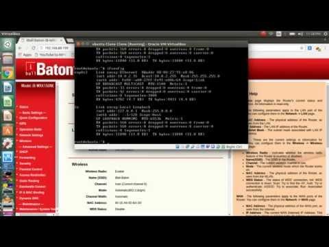 فيديو : اعداد Wpa-Enterprise على الشبكة باستخدام freeradius