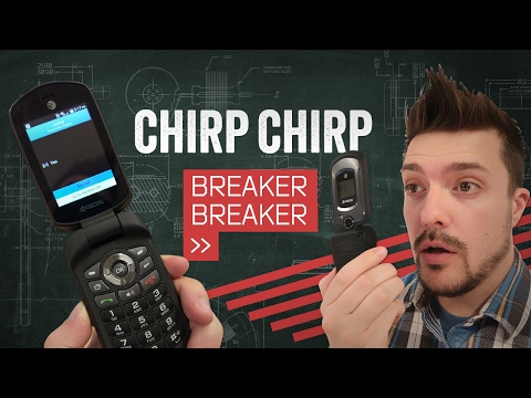 Remember When Phones Were Walkie Talkies?