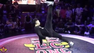 Icey Ives Vs Box Won - Semifinals- Red Bull BC One Boston Cypher 2018 - #BCONE - BNC