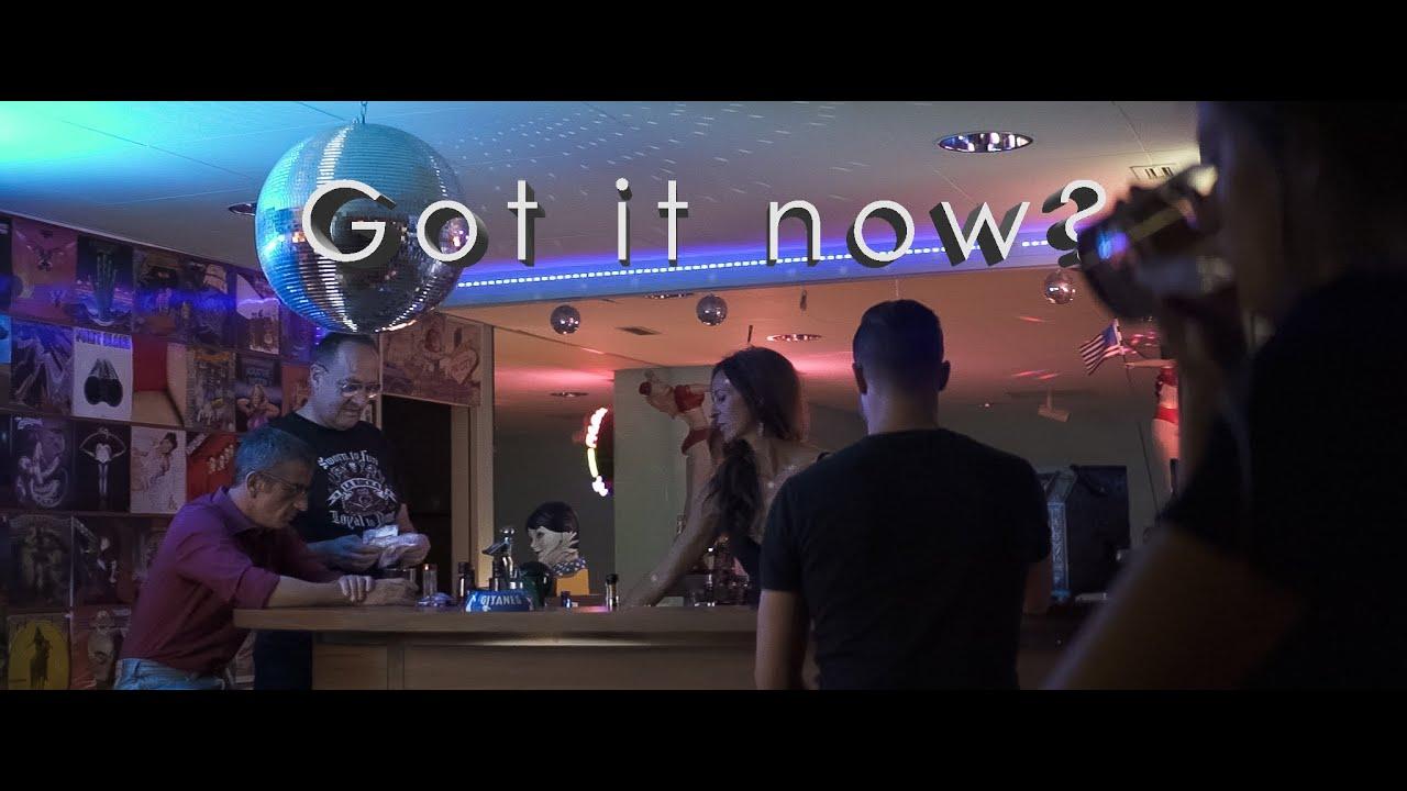 Got it now - Ein Kurzfilm zum Thema Hero