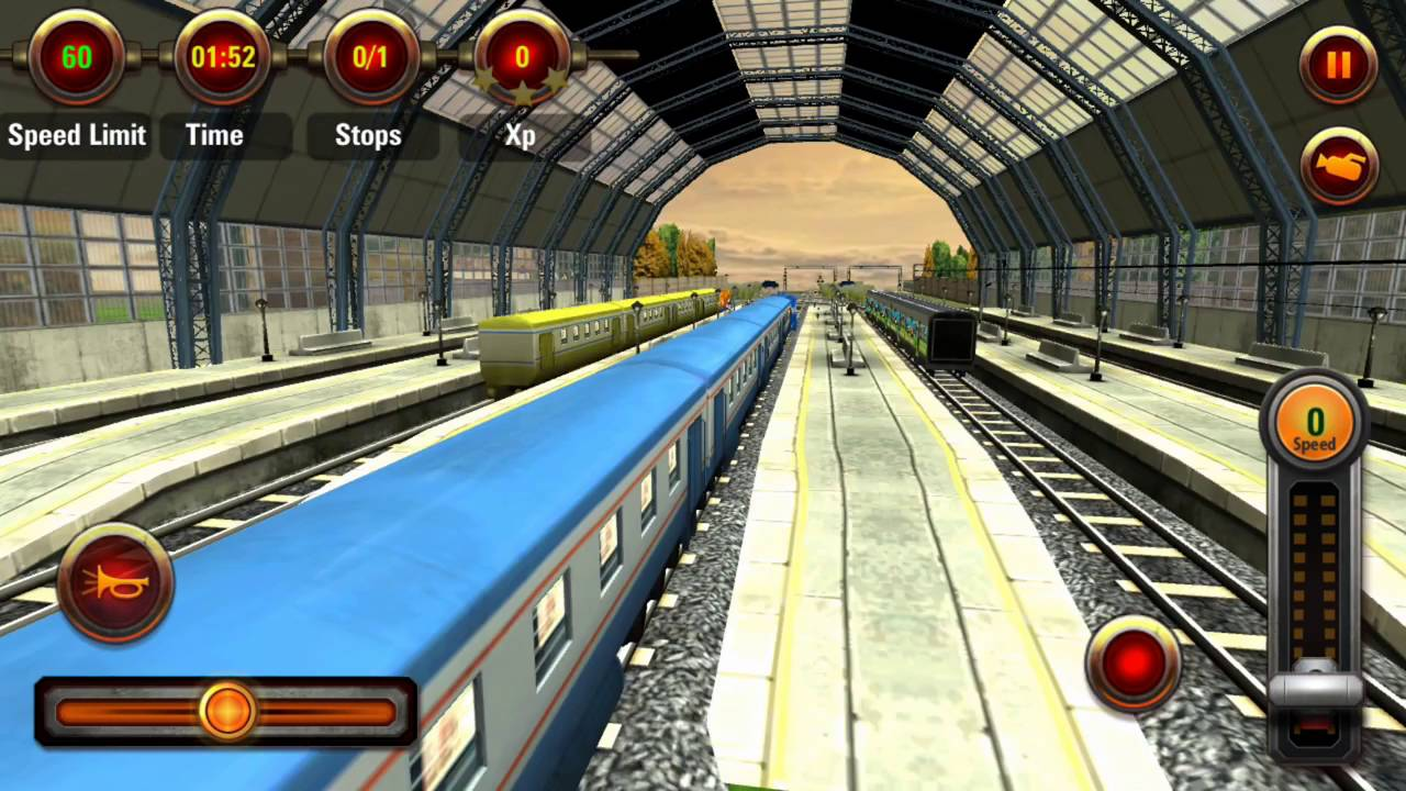 Train Racing Games 3d 2 Player Android Gameplay Hd By C4u