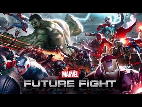 MARVEL Future Fight - (by Netmarble Games Corp.) Chapter 1 iOS/Andriod  Trailer HD Gameplay