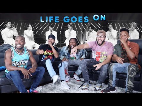 BTS 방탄소년단 'Life Goes On' Official MV REACTION/REVIEW
