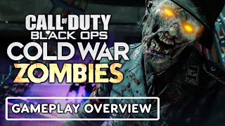 Call of Duty: Black Ops Cold War Zombies - Official Gameplay Overview
