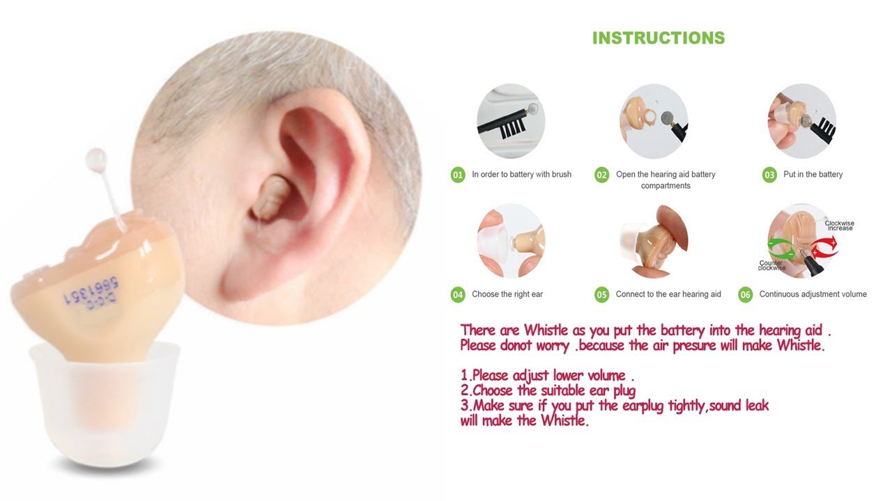 How to choose a hearing aid for the elderly 5