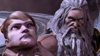 """戰神3 God of War III - PART 10之1"""" 最終完結篇BOSS:眾神之王.宙斯 """""""