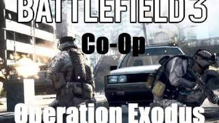 Battlefield 3: Co-op Operation Exodus Mission
