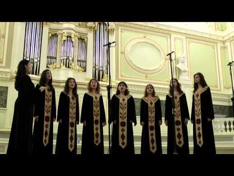 Музыка средневековой Армении IV-XII веков. Ансамбль Гегард.